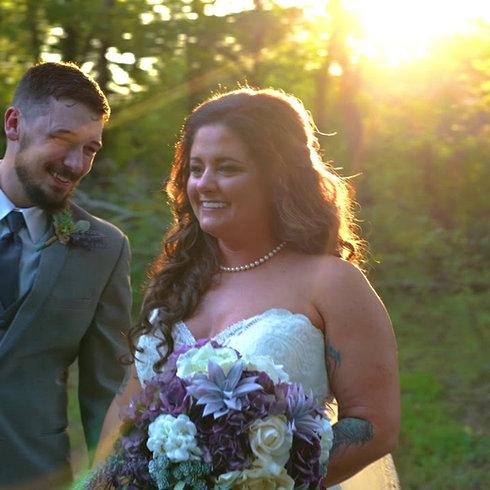 Lindsey & Brent - Wedding Day