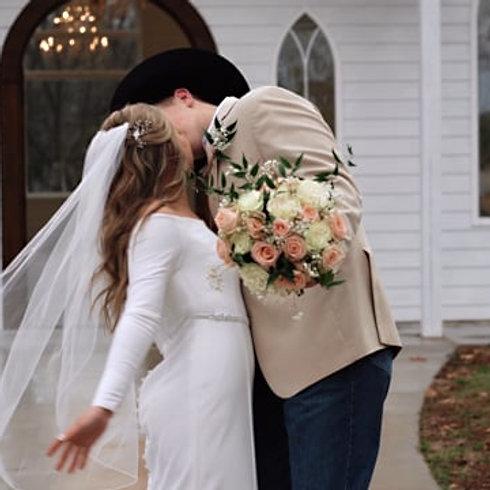 Bailey & Billy | Wedding Day