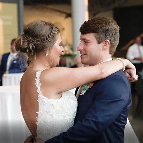 Hailey & Collins Alexander   Wedding Day