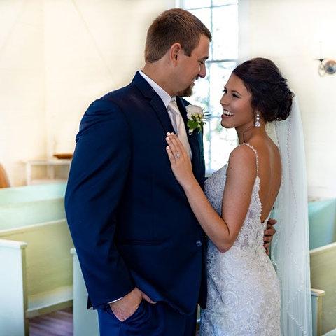 Ellary & Charley - Wedding Day