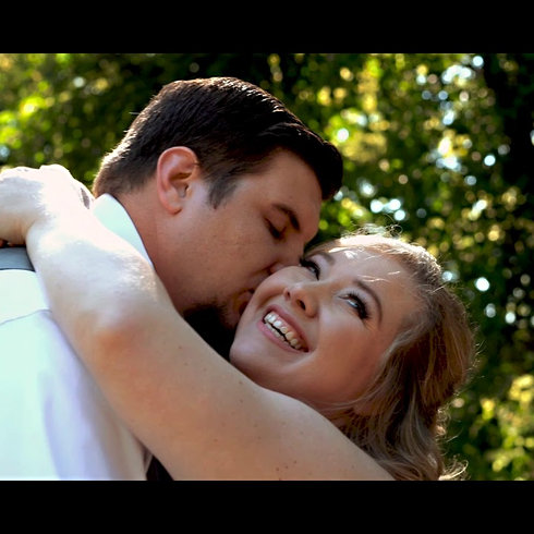 Amanda & Myles - Wedding Day