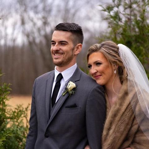 Haley & Ryan - Wedding Day