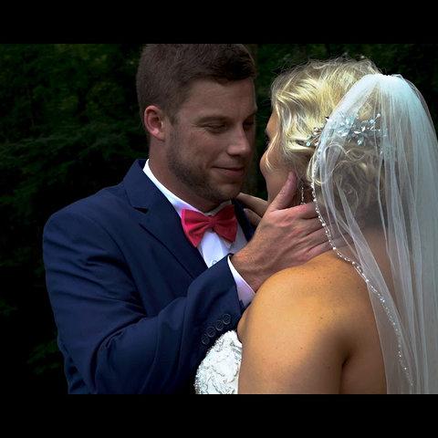 Cassie & Chad - Wedding Day