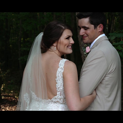 Anna & Garrett - Wedding Day