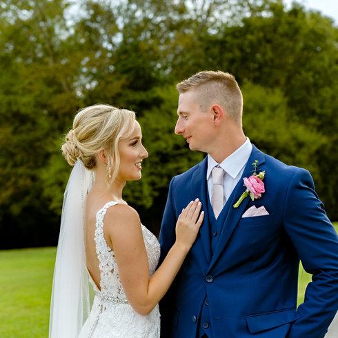 Catie & Mitchell | Wedding Day