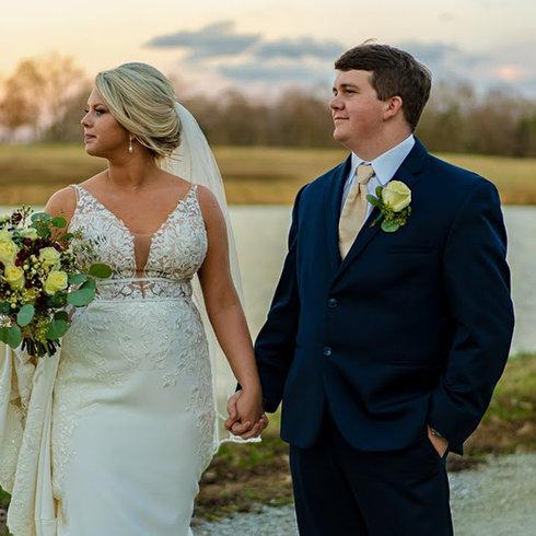 Shannon & Tyler - Wedding Day
