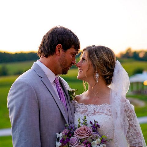 Bryan & Sarah - Wedding Day