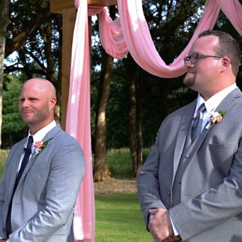 Tracey & Patrick | Wedding Day