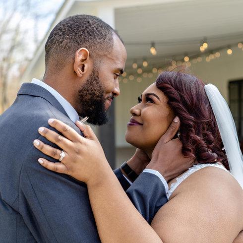 Jatasia & James - Wedding Day