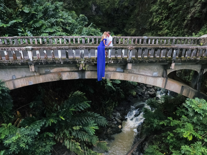 Maui drone photography