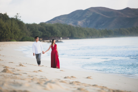 Oahu Chinese Wedding Photographer