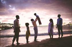 Waikiki Beach Family Photography - Honolulu Hawii - Fort DeRussy - Murchinson Family-717
