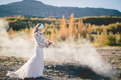 Geyser Wedding Photography Iceland