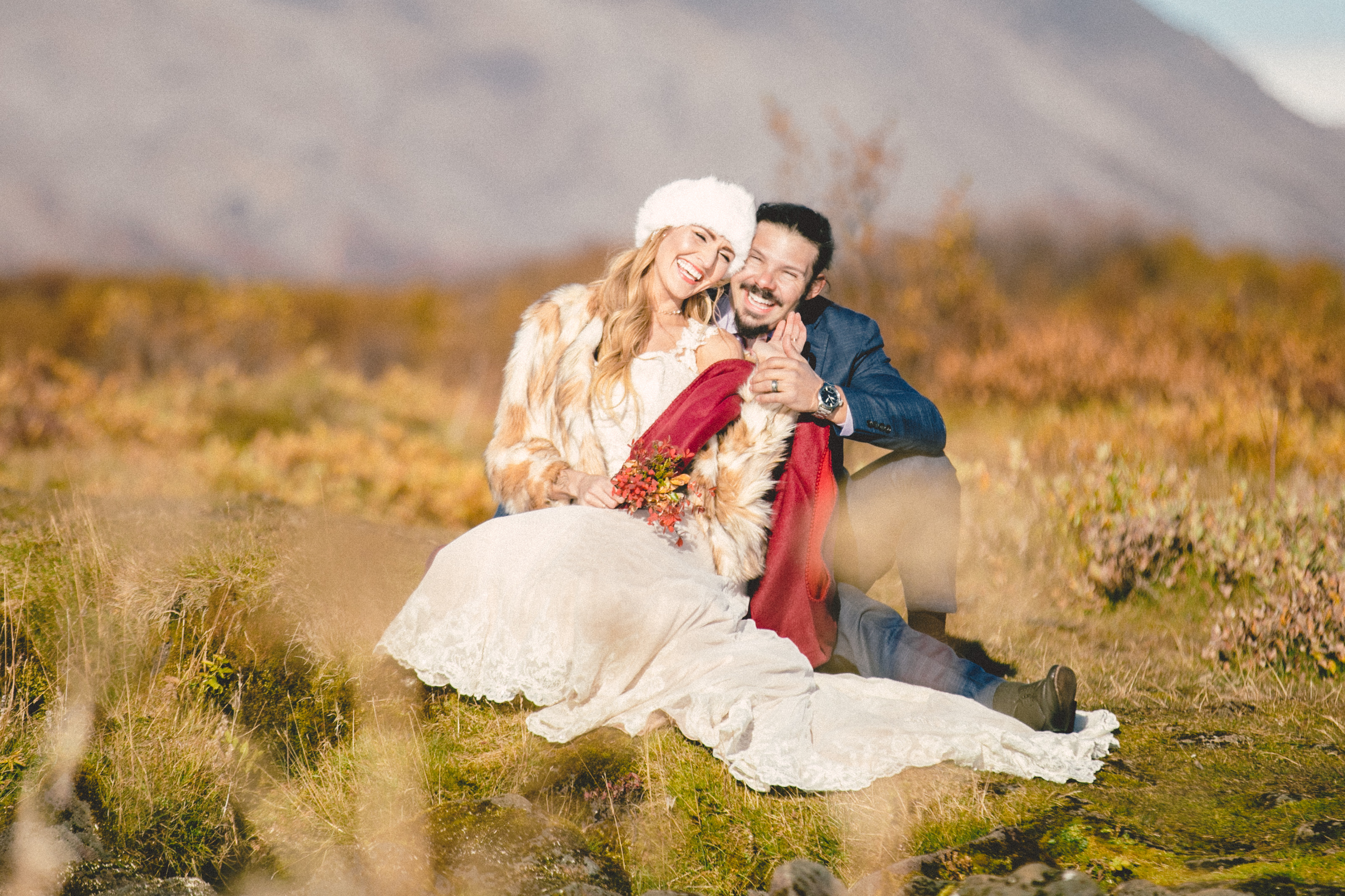 Iceland Wedding Photographer - Adventure Wedding in Iceland with Jenna Lee Pictures