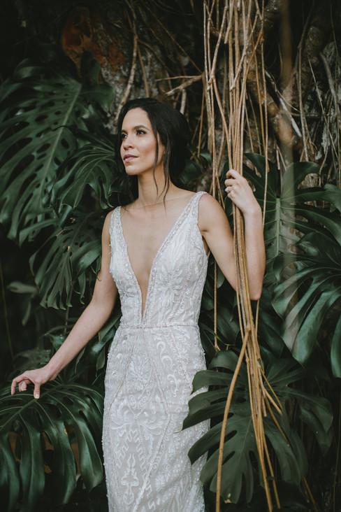Sunset Ranch Wedding Photography Oahu Ha