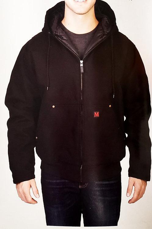 Canvas Heavy Duty Hooded Jacket