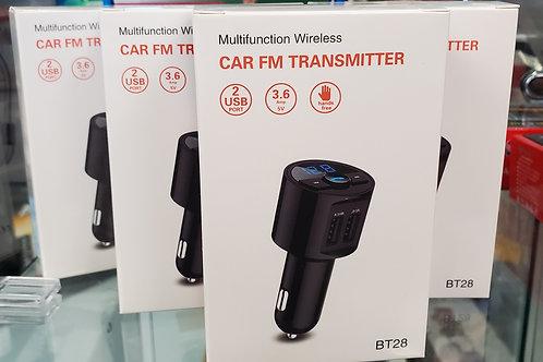 CAR FM TRANSMITTER