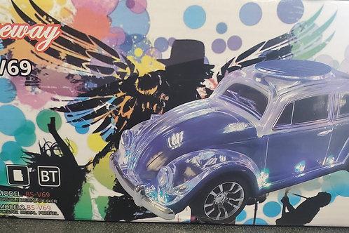 Beetle car speaker