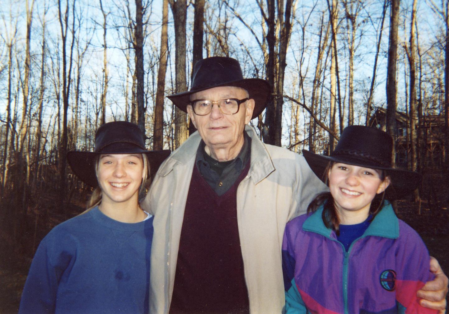Chris, Anna and Jim