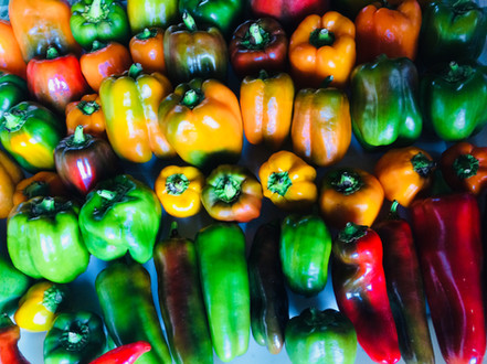 Assorted Peppers