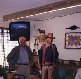 Jim and his buddy John