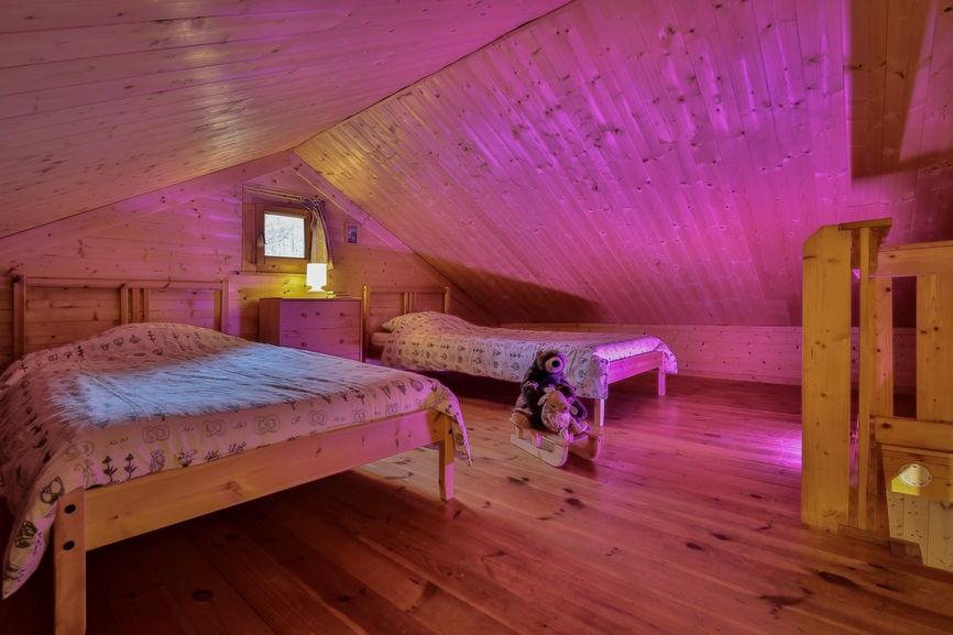 Chalet Donon Chambre 2 lits