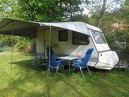 Caravane location randonneurs