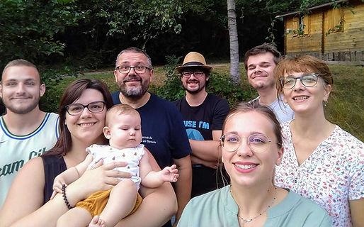 Camping familial et chaleureux
