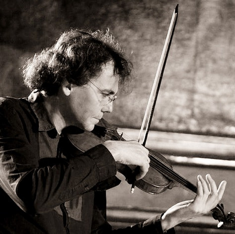 Olivier Mingam, violon