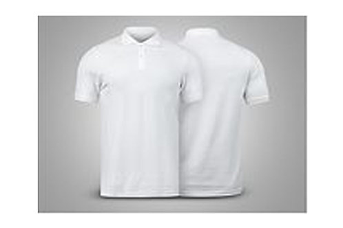 White Polo T-shirt