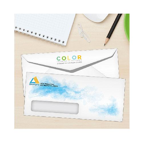 Custom Envelope - 100 piece