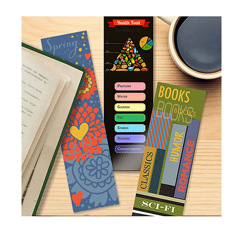 "Bookmark - 500 pieces (2""x7"")"