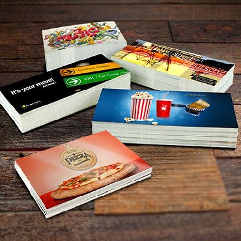 Event Flyer/ Menu/ Postcard - 1000