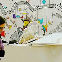 Caroline Goupil, piano
