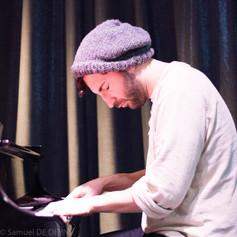 Antoine Bouchaud, piano