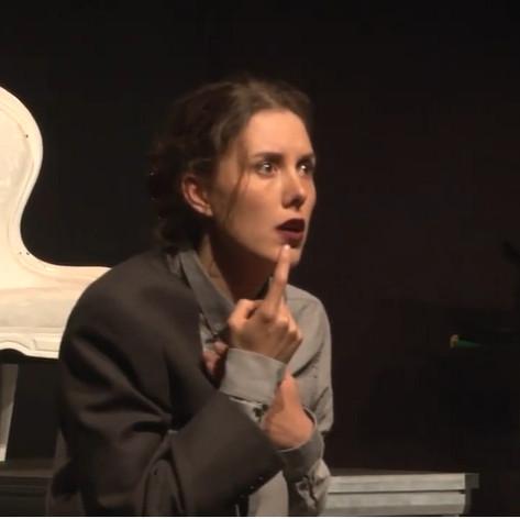 Noémie Brun, piano & théâtre musical