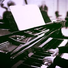 Anne Etienvre, piano