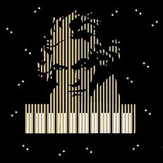 """Faîtes de beaux rêves aux sons de la Sonate """"Clair de lune"""" jouée TRES TRES TRES lentement !"""