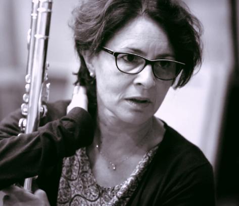 Véronique Bachs, flûte