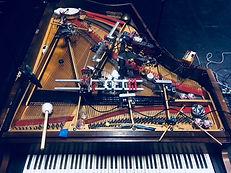 Lutherie robotique  dans les entrailles d'un piano > 40 personnes max* > Variations au R-1 pour les recalés