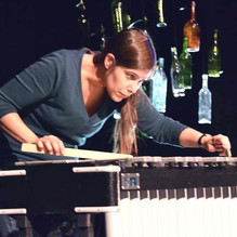 clarissa Severo de Borba, percussion