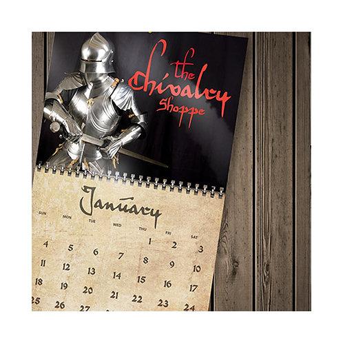 Custom Calendar - 50 (26 page spiral bound)