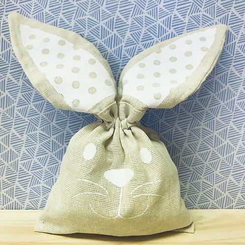 Chocolate Bunny Gift Bag