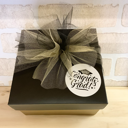 Add Grad Gift Packaging