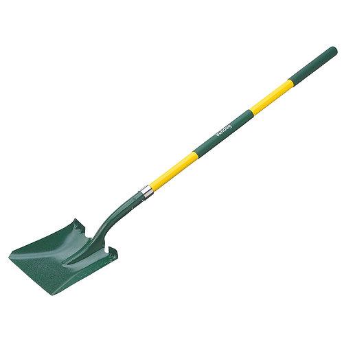 Square Mouth Shovel - Long Handle
