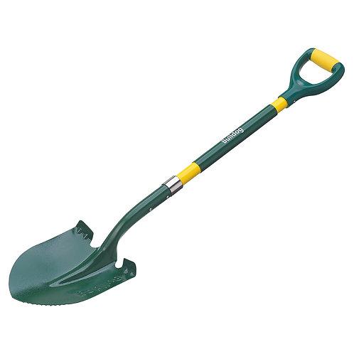 Round Mouth Shovel