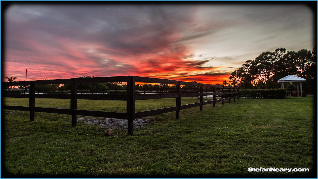 Evening at Longview