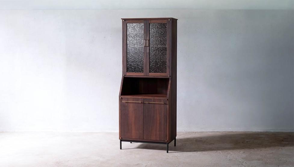 枯白 食器棚 カップボード