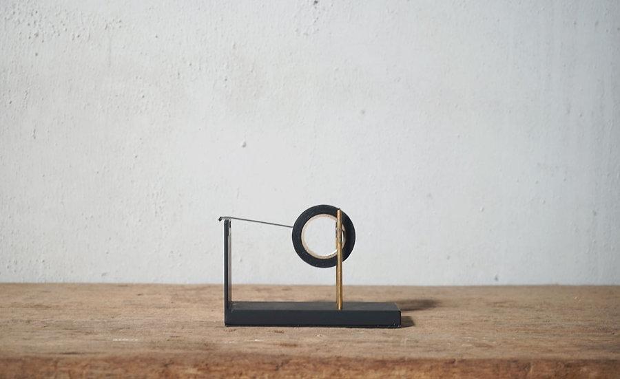 マスキングテープカッター 鉄台