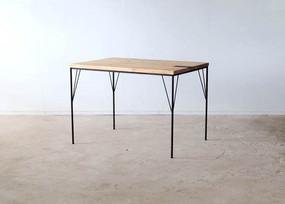 枯白 枝脚テーブル トチの木